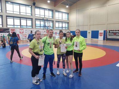 ekipa z medalami