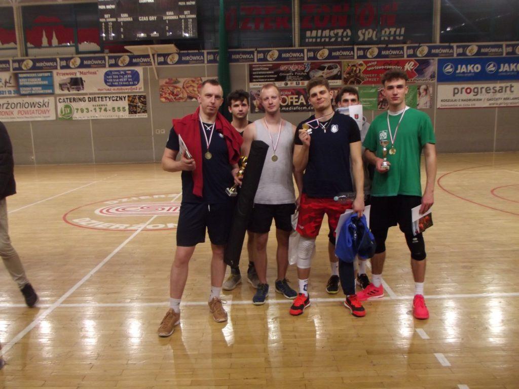Turniej Siatkówki - zdjęcie
