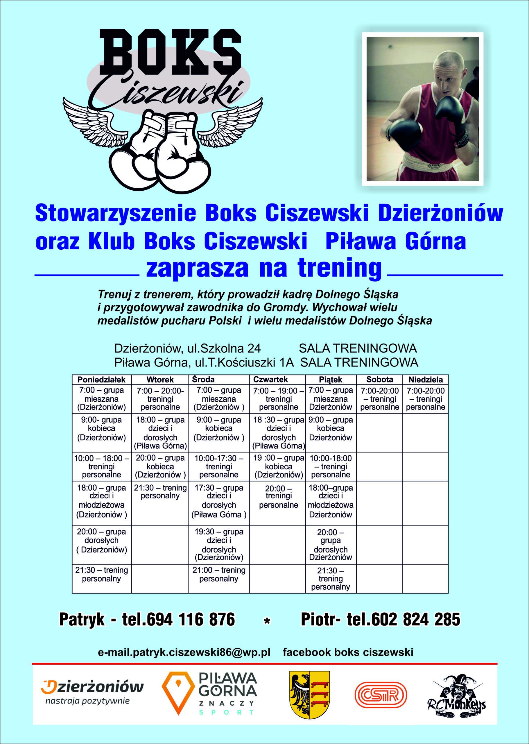 plakat ciszewski